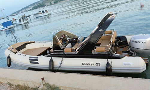 Shark 23 Speedboat